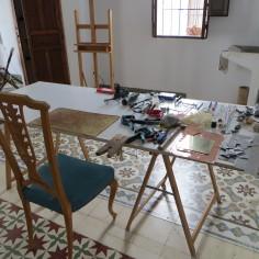 Artist in Residence, Spanje