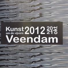 'Kunst om de vijvers Veendam'