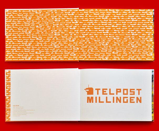 Boek Telpost Millingen